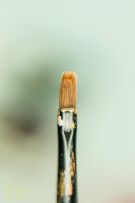 The Citadel Medium Base Brush: A Brush for Speed Painting (Review) - Professional Miniature Painting - Best Brush for Painting Miniatures and Models - Games Workshop Brush