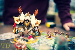 Grymkin vs Menoth (Battle Report)