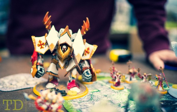 Grymkin vs Menoth (Battle Report)