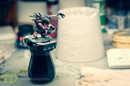 Games Workshop Citadel Painting Handle, XL Painting Handle, and Assembly Painting Handle Review - Worth it?