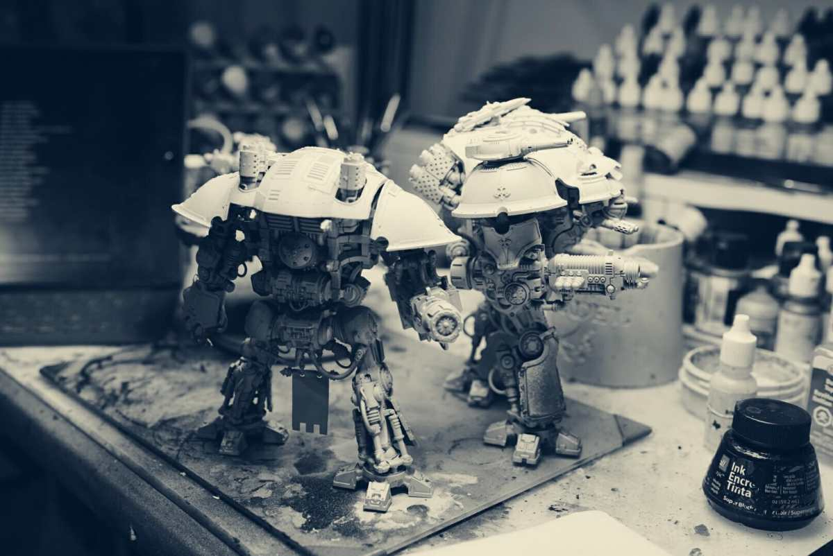 Miniature Painting Slump? I'm Trying This with Neuroscience