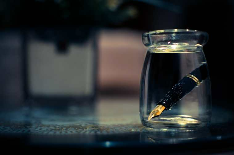 Save the Planet: Why Write with a Fountain Pen?