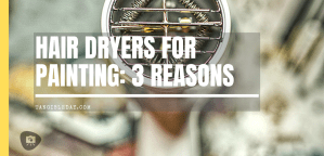 3 Reasons You Need a Hair Dryer for Miniature Painting