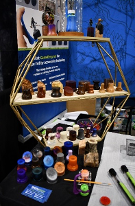 7 Cool Tabletop Gaming Products Showcased at Pax Unplugged - Unique RPG gaming swag and accessories - Hobby Holder Game Envy - dnd accessories - dungeons and dragons tabletop roleplaying