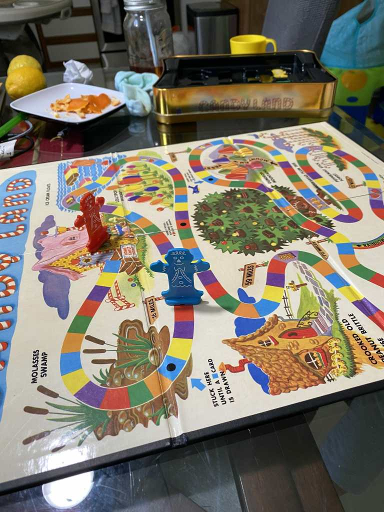 "Is Candy Land the ""Reality"" Game? - deconstructing candy land. Candy land the adult game for kids at heart - the board of life"
