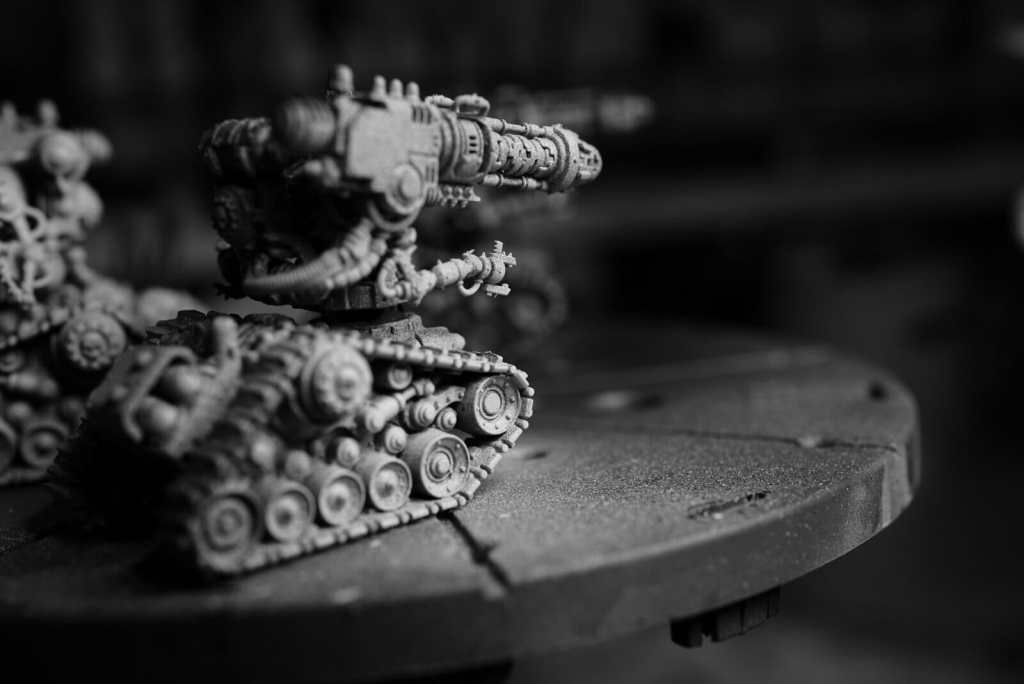 "5 Ways to Avoid Boring ""Hobby"" Photography - how to be a better hobby photographer - photography for hobbyists - scale modeling photography - How to take better photos of miniatures - close up black and white details high contrast"