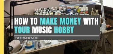 How to Make Money from Your Music Hobby