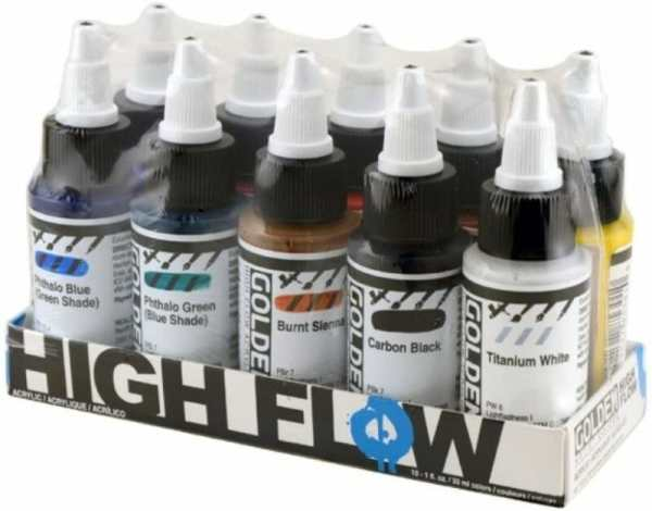 Best 15 inks for painting miniatures and models - citadel wash set - best inks for miniature painting - best inks for models - how to use inks on miniatures - inks for painting miniatures - high flow golden acrylic ink review