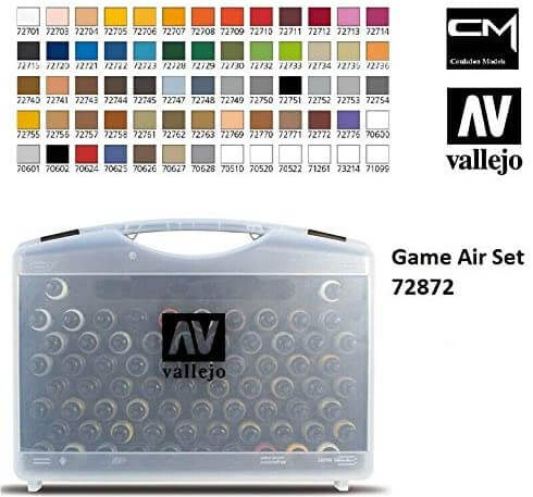Vallejo-Game-Air-Paint-Case-Set