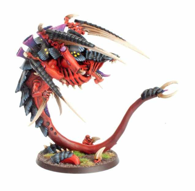 Tyranid color paint schemes – how to paint tyranids – tyranid paint schemes – tyranid army scheme – tyranid color scheme – How to choose Tyranid army color scheme – Tyranid Warhammer 40k colors – Hive fleet color schemes – Hive fleet paint scheme – red black armor