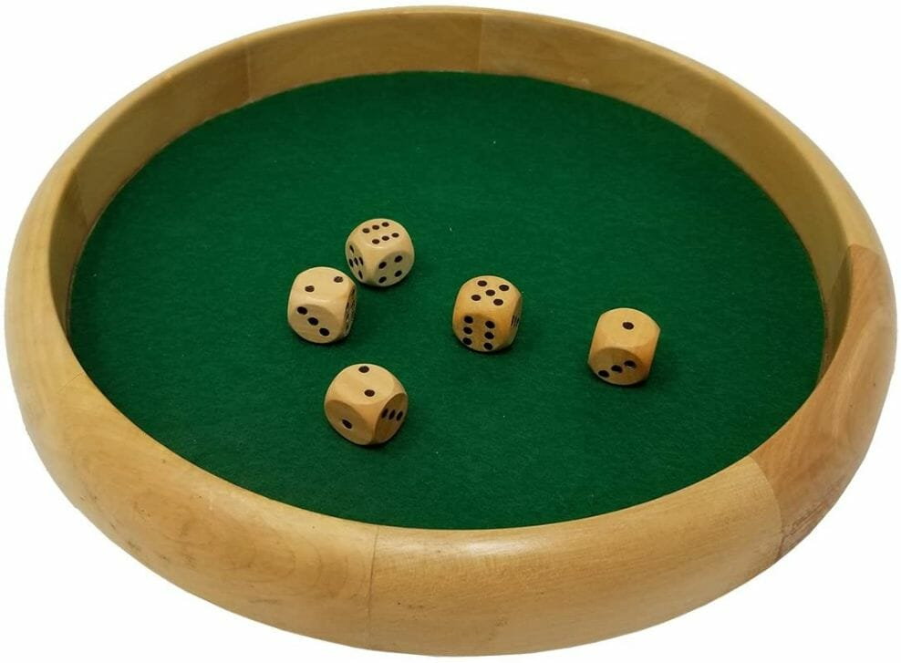 DA-VINCI-Economy-Line-of-Wood-Dice-Rolling-Tray