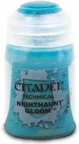Best 26 Citadel Paints for Your Model Paint Collection – most useful model paints – best acrylic paints for new painters – best citadel paint set – best citadel paint – versatile model paint – games workshop paint sets - Nighthaunt Gloom