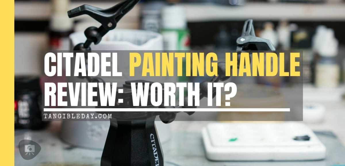 Citadel Painting Handle (Full Review): Worth It?