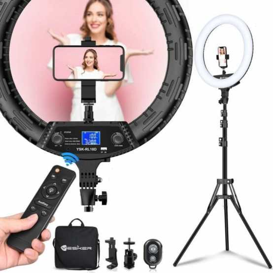 How to take better miniature pictures with a ring light - how to improve your miniature photography - why good light helps improve your miniature and model photography - yesker ring light review for miniature photography - product shot ring light
