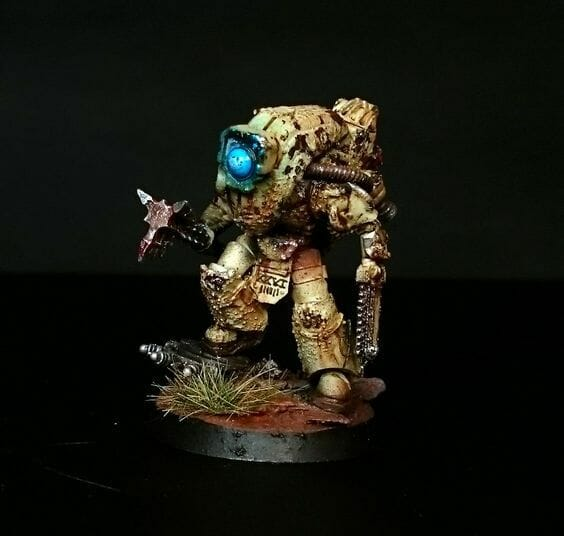 Tau sept color schemes, caste color schemes for Tau, T'au paint color scheme ideas – Grimdark Tau style, Blachitsu Tau painting, how to paint Tau miniatures, Games Workshop Tau paint schemes – How to paint grimdark Tau – painting Blanchitsu Tau - necromunda tau
