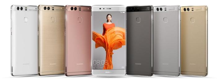 Tampilan Fisik Huawei P10 Beredar di Internet