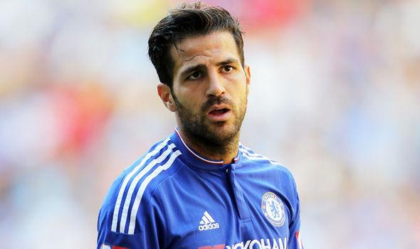 Meurut legenda Asrenal (Thierry Henry): Chelsea Butuh Cesc Fabregas