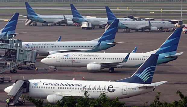 Garuda Indonesia Antisipasi Naiknya Harga Avtur dan Gejolak Valuta Asing