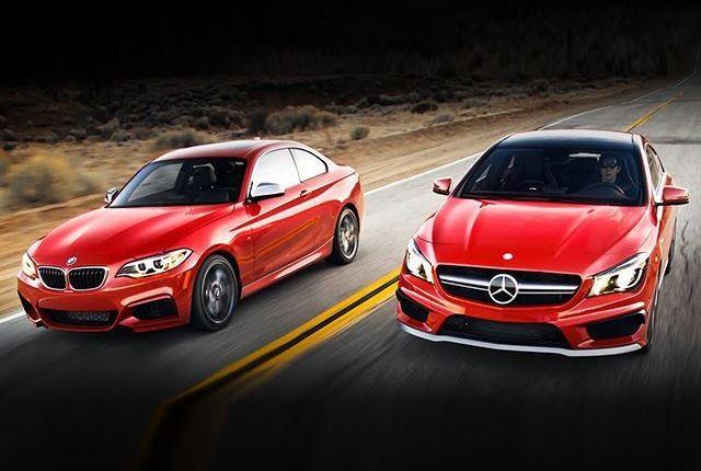 Ini Alasannya Mobil BMW Dan Mercedes Benz Terlihat Mirip