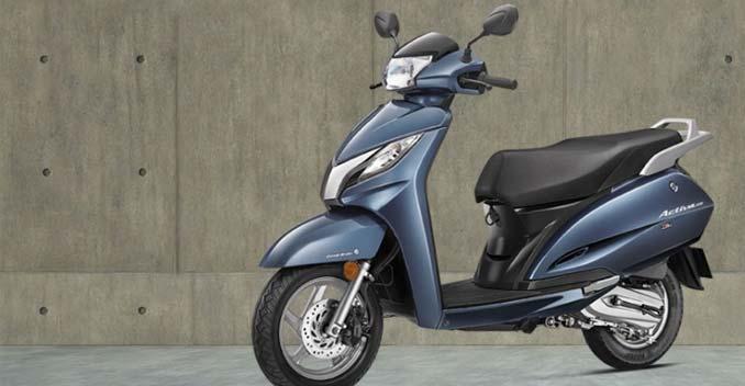 Motor Skutik Terbaru Honda 125 Dibanderol Rp. 11 Jutaan Saja