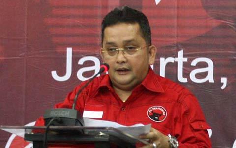PDIP Yakin Hak Angket Ahok Gate Bakal Gagal