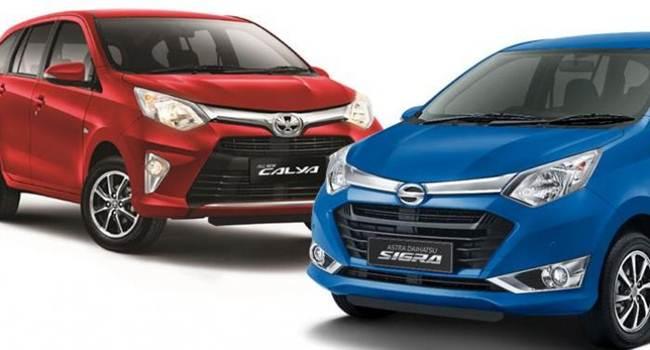 Apakah Toyota Calya Lebih Bagus Dari Daihatsu Sigra ?