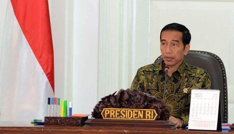 Jokowi Akan Gebuk Ormas Yang Bertentangan Dengan Pancasila