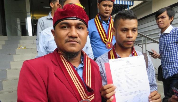 Habib Rizieq Dilaporkan ke Polisi Karena Nistakan Agama