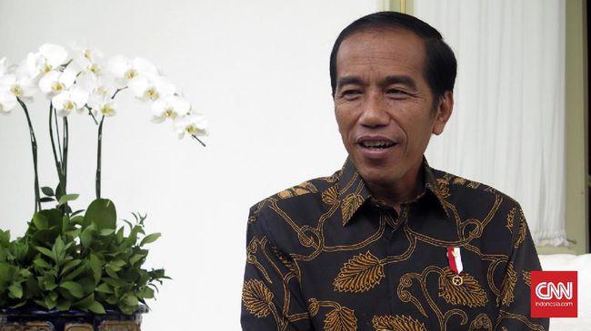 Jokowi Terpilih Menjadi Pemimpin Terbaik Se Asia-Australia