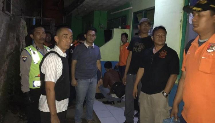 Rumah 3 Teroris Jatiluhur di Geledah Polisi