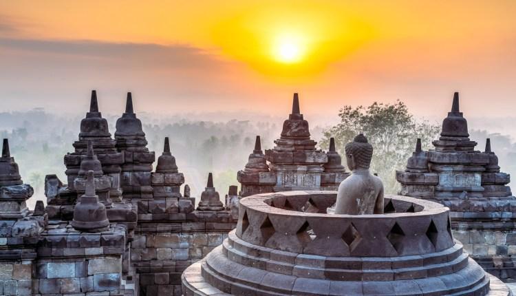 Tahukah anda tentang asal usul Candi Borobudur ?