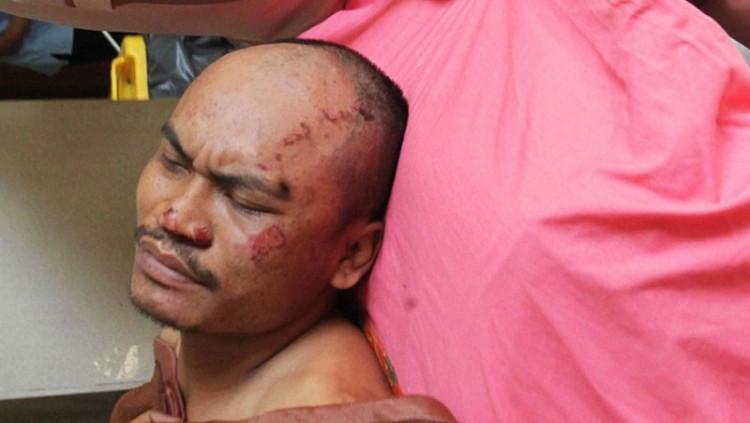Perampok Rumah diPulomas Erwin Situmorang Minta Ditembak Mati