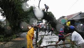 Cuaca Tidak Bagus, Subang diTerjang Puting Beliung