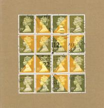 Postal Patchwork Star