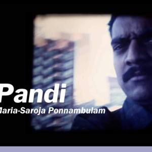 A screen shot from the film Pandi