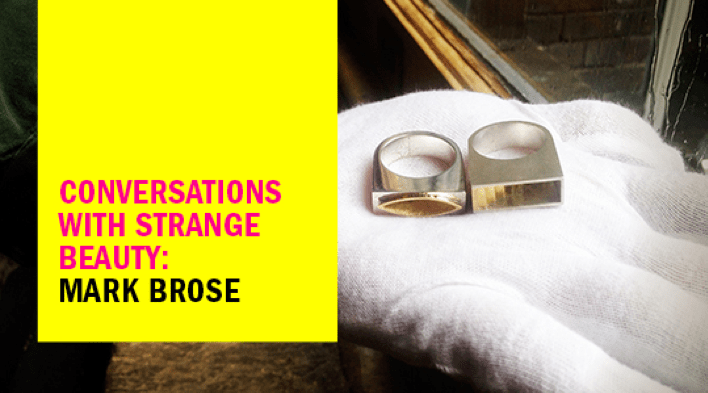 Conversations with Strange Beauty: Mark Brose