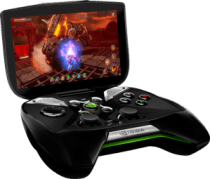 new video game console nvidia project shield