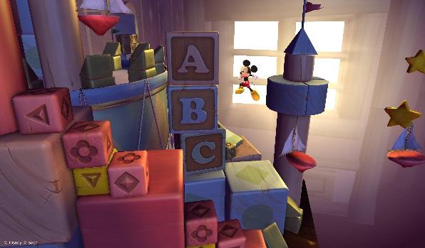 SEGA Castle of Illusion HD Remake