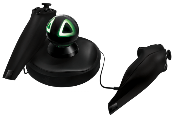 razer hydra pc motion controller