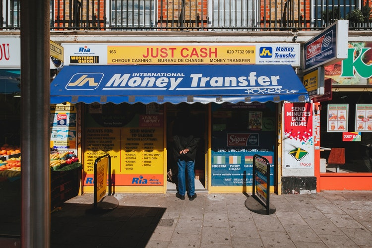 Send Money Anonymously with Western Union or MoneyGram
