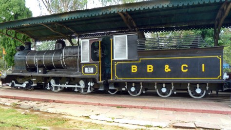 Locomotive @ National Rail Museum