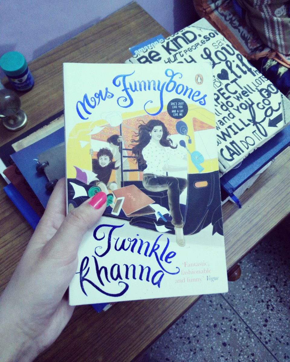 Mrs. Funnybones, by Twinkle Khanna: Book Review
