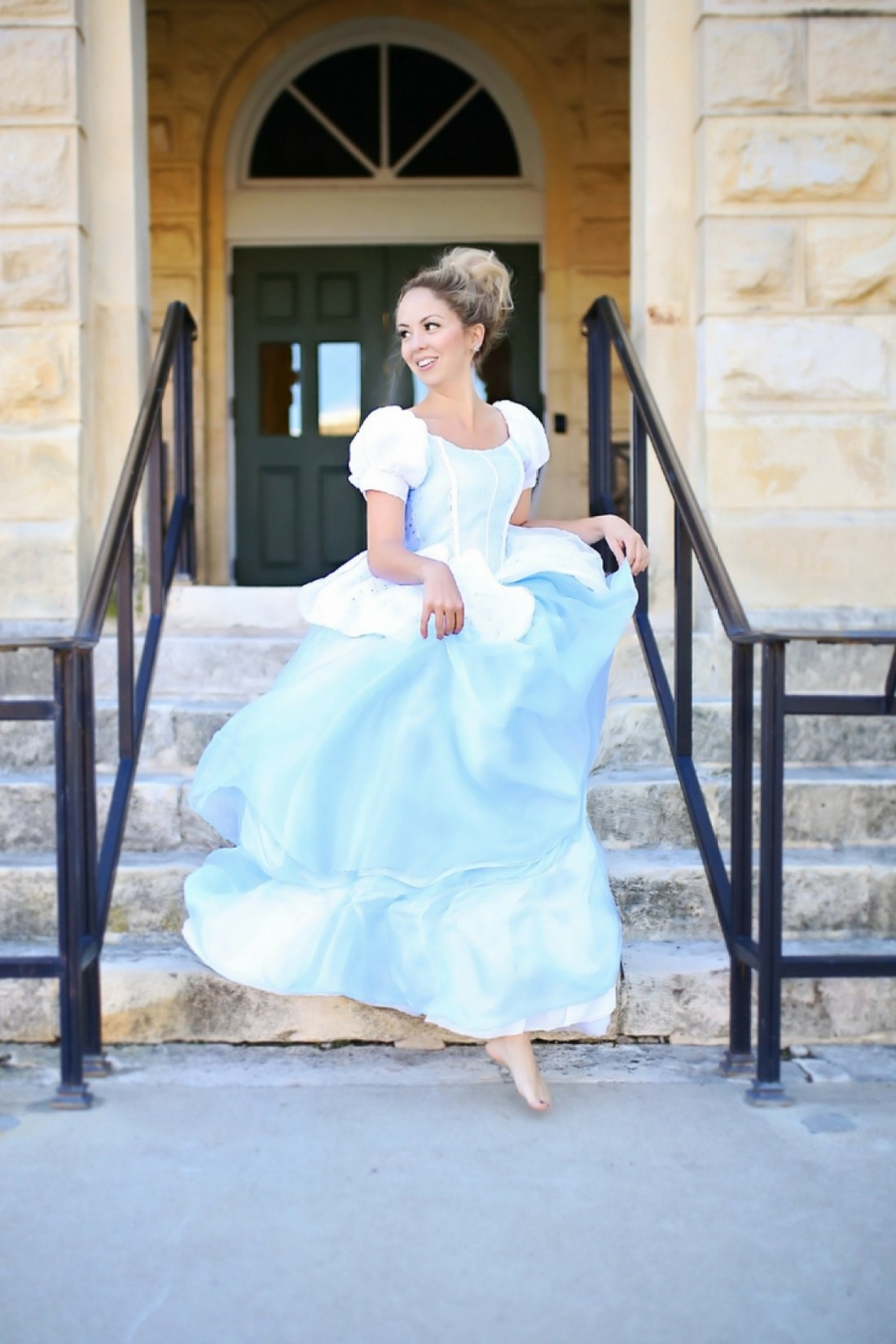 Adult Cinderella Costume!