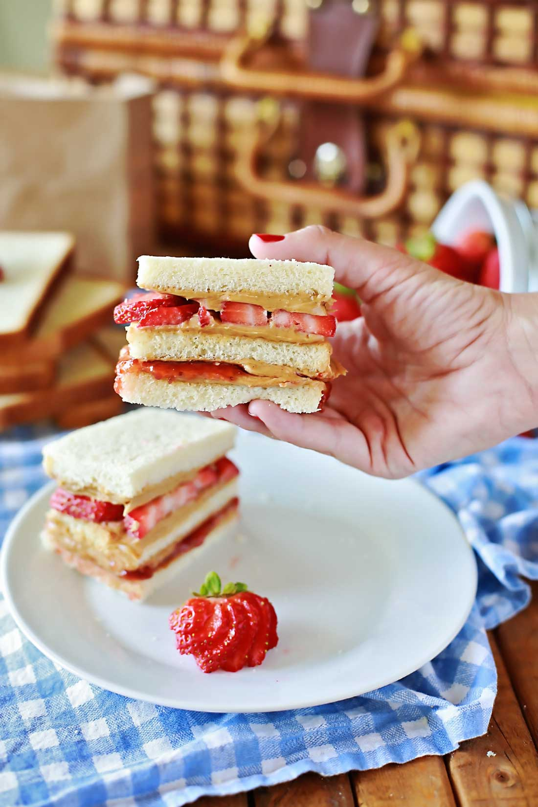 Power their day the right way and send your kids back to school with the ultimate PB&J!