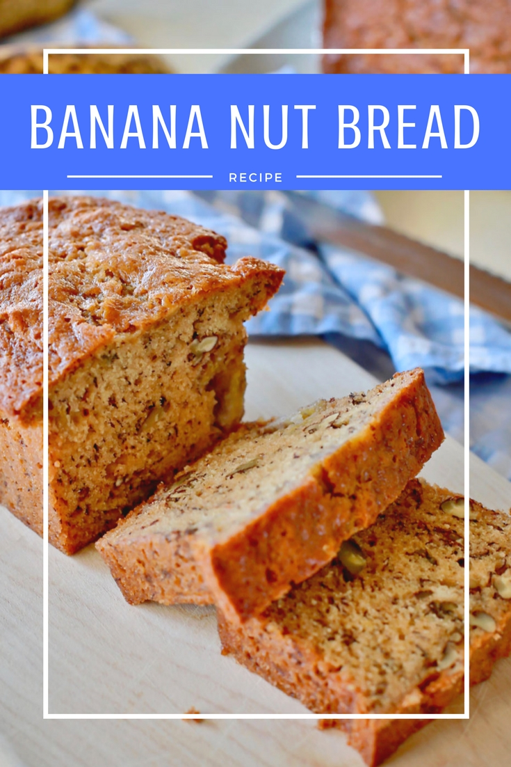 The BEST banana bread I've ever tried!!! She has got science and talent on her side!