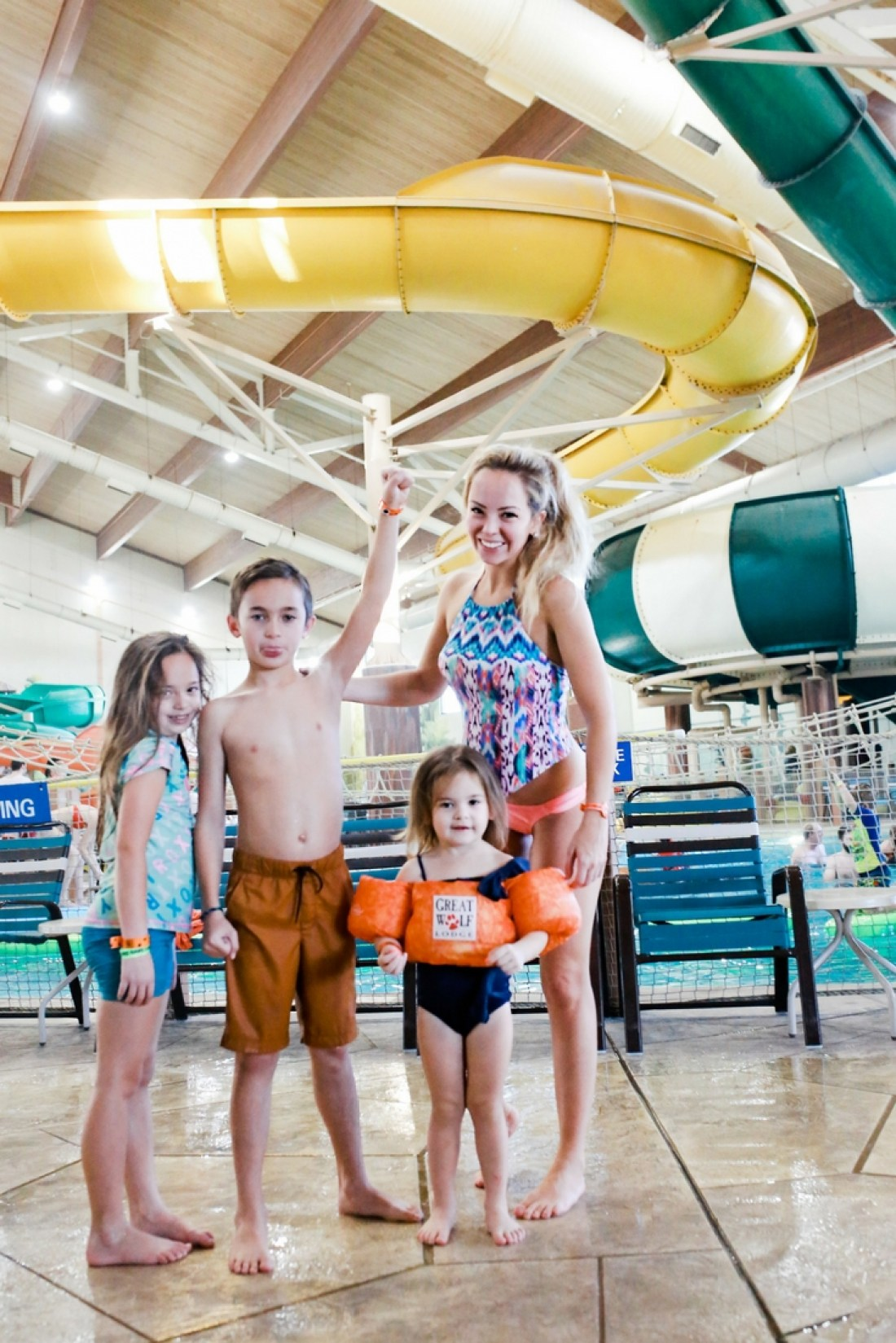 An honest review with tips and tricks for a great stay at The Great Wolf Lodge. Including video of the waterpark and other fun kid activities offered!