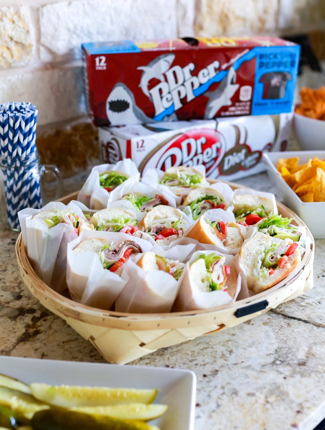 Pool Party food ideas!