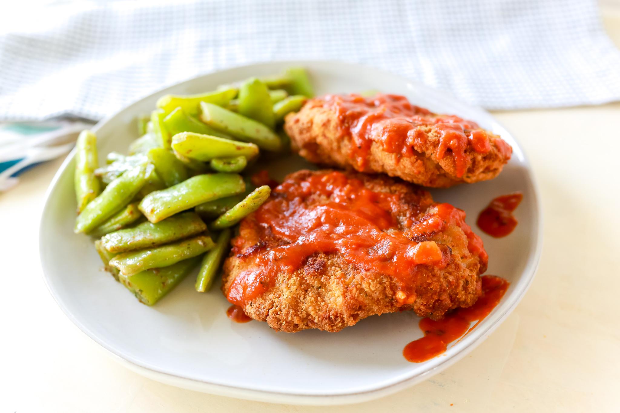 Recipe for easy chicken pomodoro