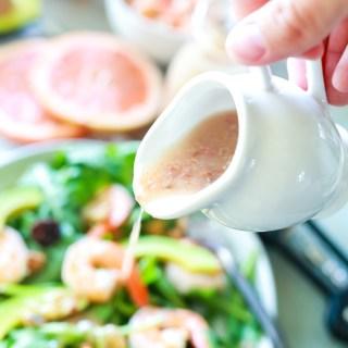 Amazing Bacon Vinaigrette