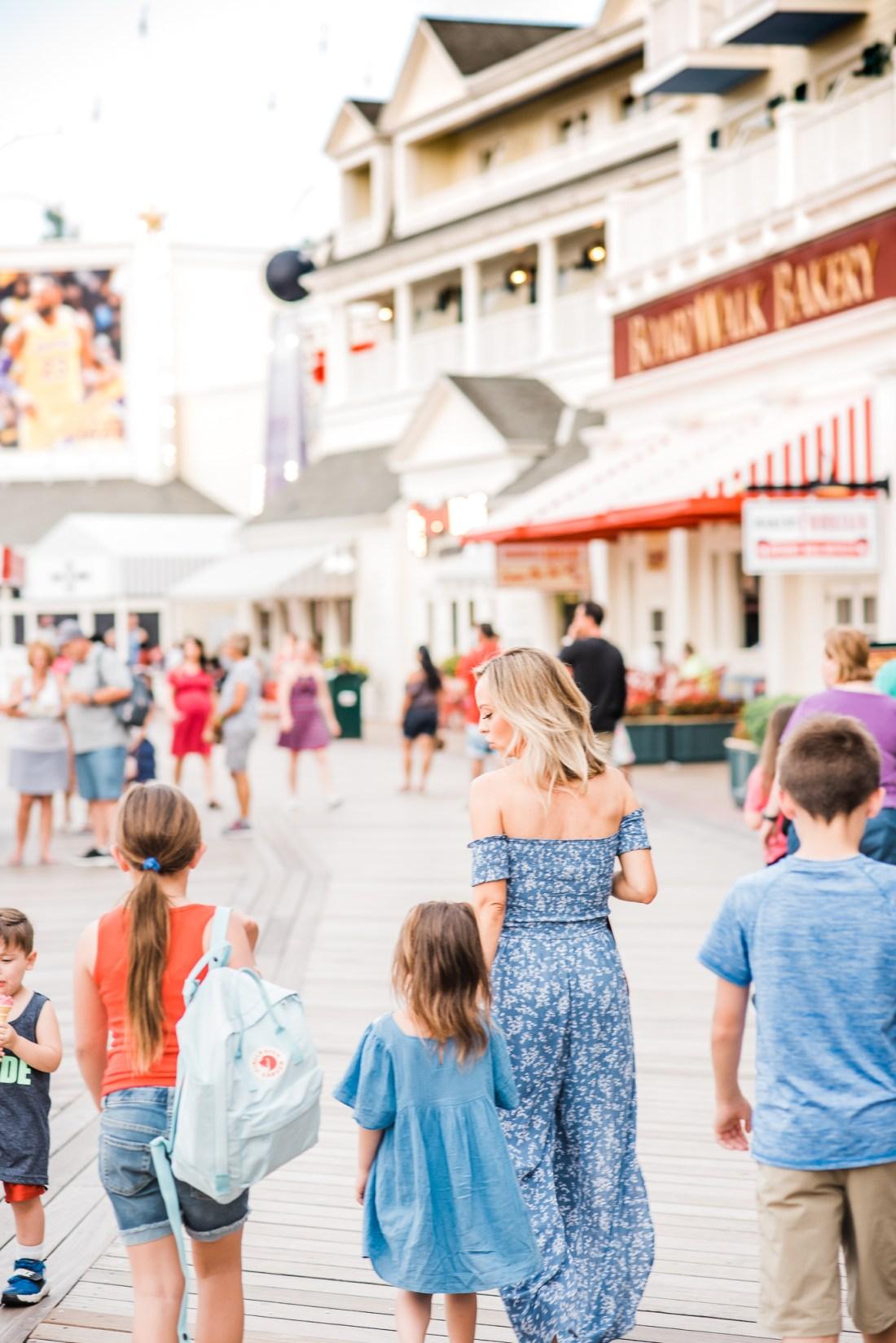 Must visit the Disney Boardwalk when in Orlando!
